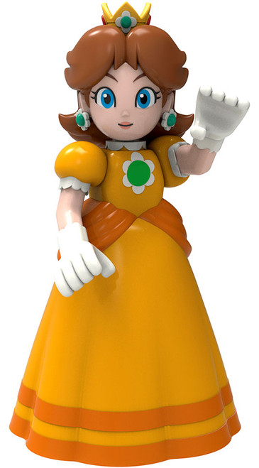 K'NEX Super Mario Daisy Minifigure [Loose]