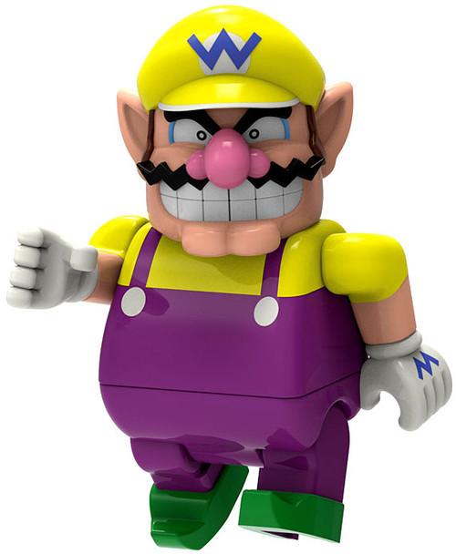K'NEX Super Mario Wario Minifigure [Loose]