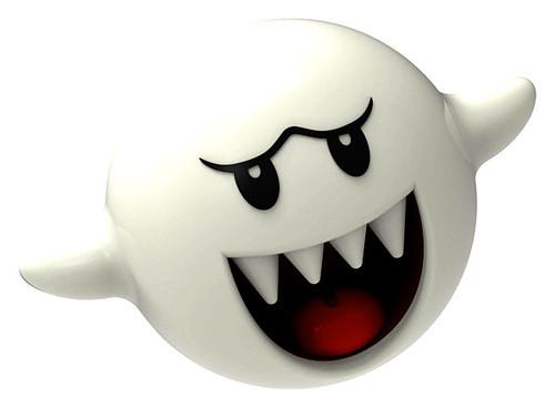 K'NEX Super Mario Boo Minifigure [Loose]