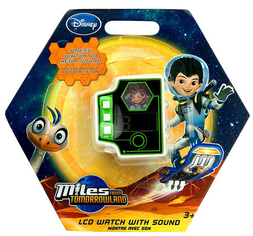Disney Junior Miles From Tomorrowland Exclusive Watch