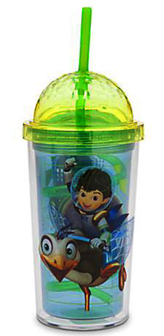 Disney Junior Miles From Tomorrowland Exclusive Tumbler with Straw