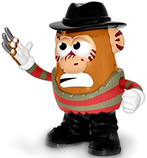 Nightmare on Elm Street Pop Taters Horror Icons Freddy Krueger 6-Inch Mr. Potato Head