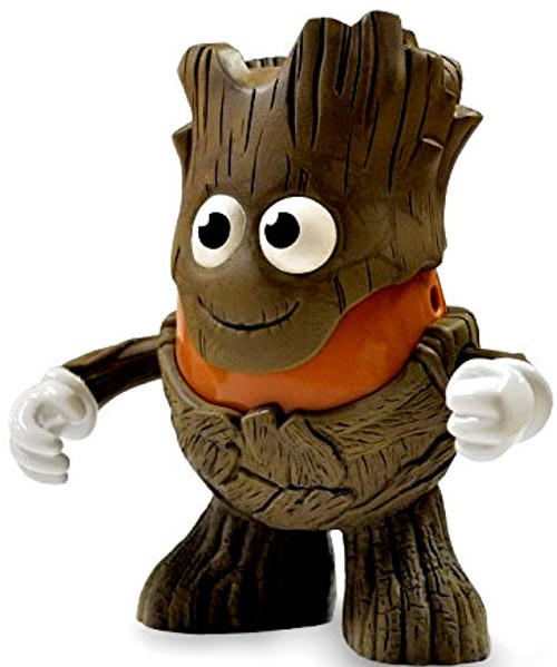 Marvel Guardians of the Galaxy Pop Taters Groot 6-Inch Mr. Potato Head