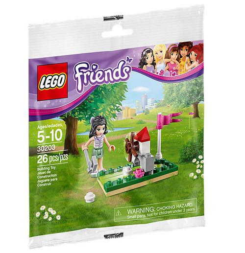 LEGO Friends Mini Golf Mini Set #30203 [Bagged]