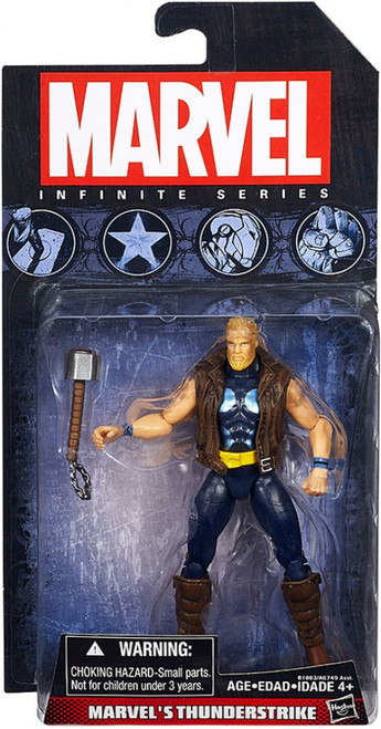 Marvel Avengers Infinite Series 5 Thunderstrike Action Figure