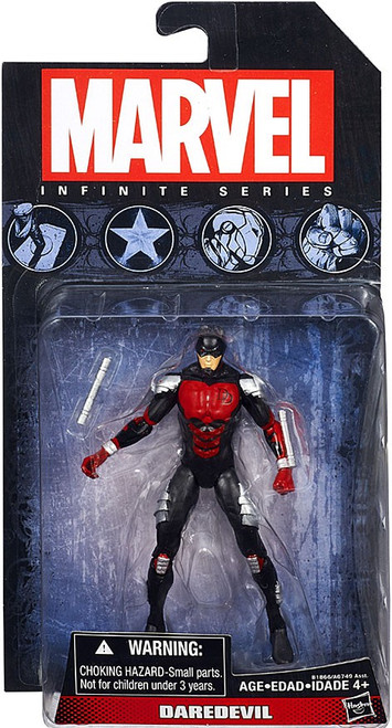 Marvel Avengers Infinite Series 5 Daredevil Action Figure [Armored]