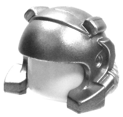 LEGO Silver Astronaut Helmet [Loose]