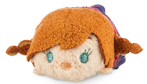 Disney Frozen Tsum Tsum Anna Exclusive 3.5-Inch Mini Plush