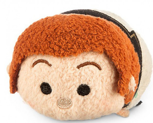 Disney Frozen Tsum Tsum Hans Exclusive 3.5-Inch Mini Plush