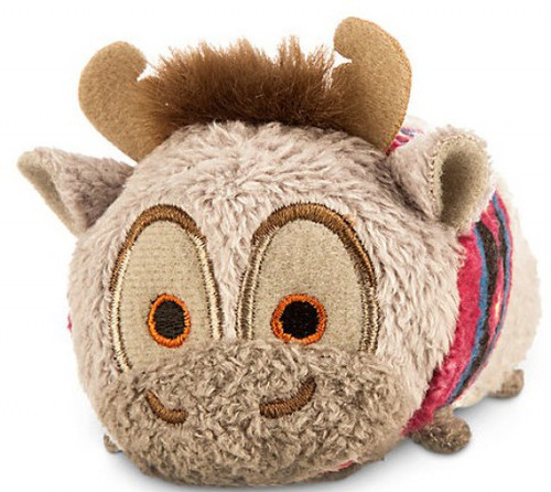 Disney Frozen Tsum Tsum Sven Exclusive 3.5-Inch Mini Plush