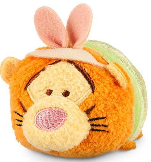 Disney Winnie the Pooh Tsum Tsum Easter Tigger Exclusive 3.5-Inch Mini Plush