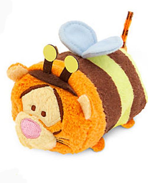 Disney Winnie the Pooh Tsum Tsum Bee Tigger Exclusive 3.5-Inch Mini Plush