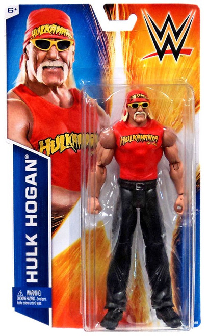 WWE Wrestling Signature Series 2015 Hulk Hogan Action Figure
