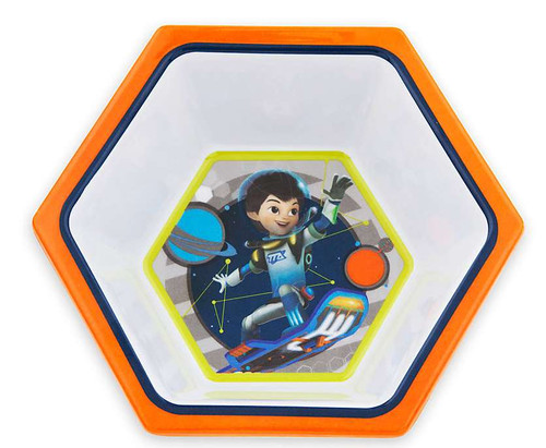 Disney Junior Miles From Tomorrowland Exclusive 2-Inch Bowl