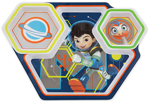 Disney Junior Miles From Tomorrowland Exclusive 2-Inch Plate