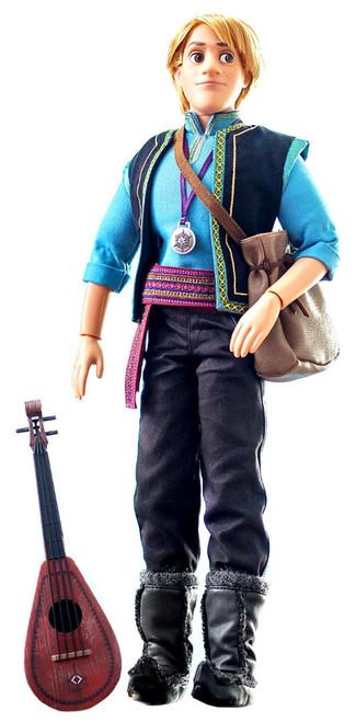 Disney Frozen Kristoff 18-Inch Doll