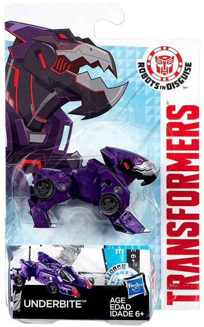 Transformers Robots in Disguise Underbite Legion Action Figure