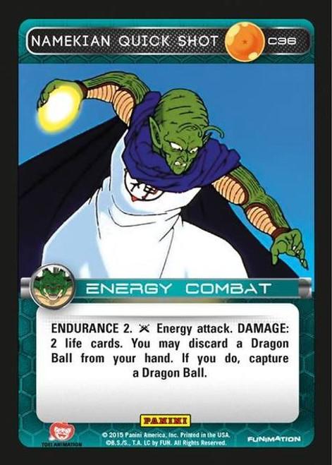 Dragon Ball Z Heroes & Villains Common Namekian Quick Shot C36