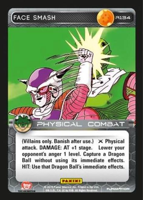 Dragon Ball Z Heroes & Villains Rare Face Smash R134