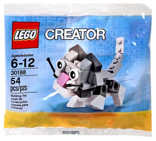 LEGO Creator Cute Kitten Mini Set #30188 [Bagged]