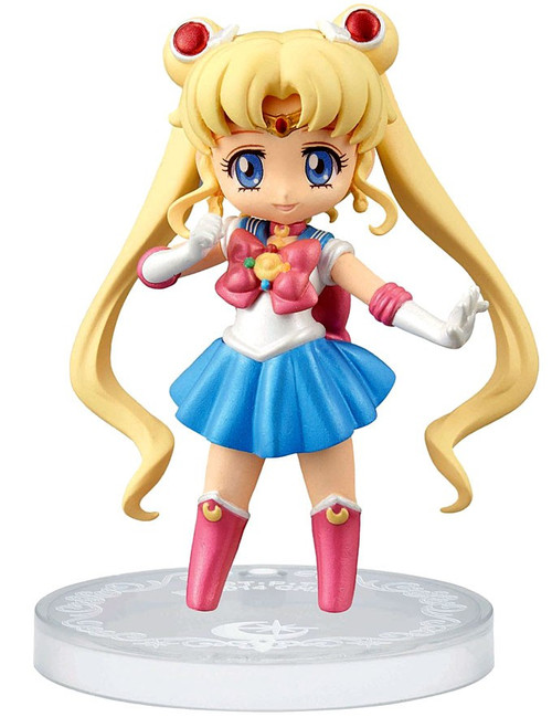 Crystal Sailor Moon Collectible Figure
