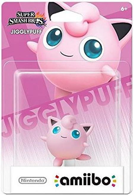 World of Nintendo Super Smash Bros Amiibo Jigglypuff Mini Figure