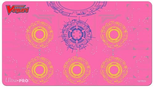 Card Supplies Cardfight Vanguard Play Mat [Pink]
