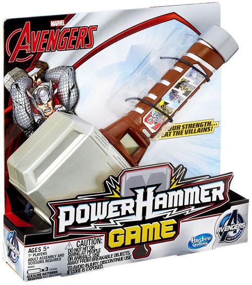Marvel Avengers Initiative Thor Power Hammer Game