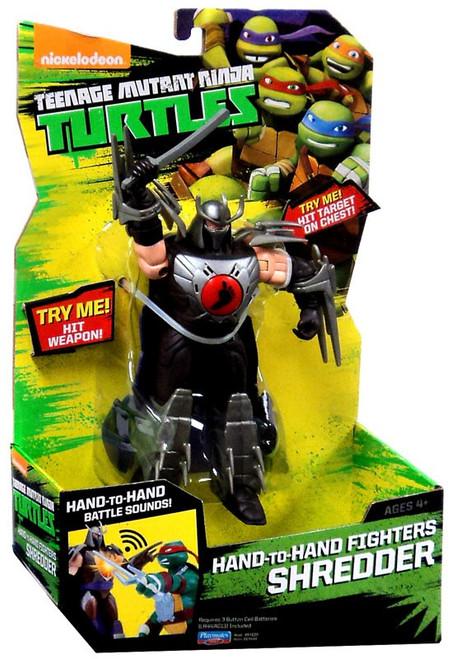 Teenage Mutant Ninja Turtles Nickelodeon Hand-To-Hand Fighters Shredder Action Figure