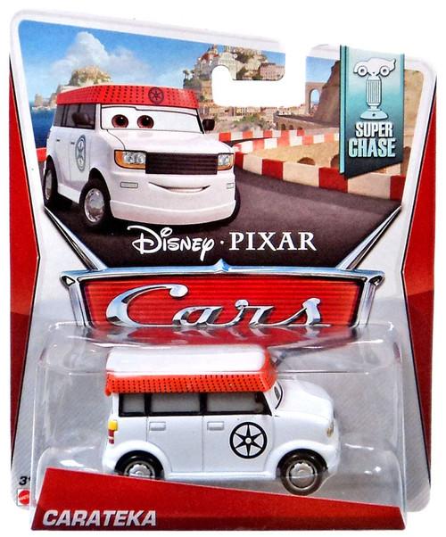 Disney / Pixar Cars Super Chase Carateka Diecast Car