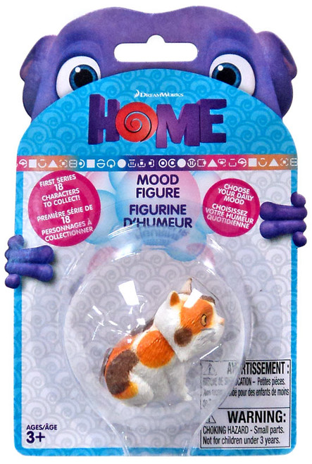 Home Pig 2-Inch Mood Figure
