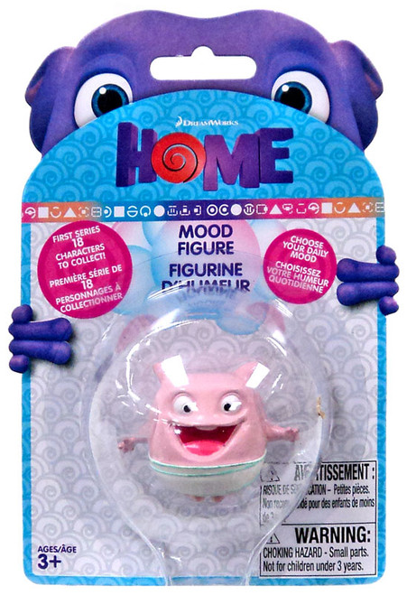Home Series 1 Baby Boov 2-Inch Mood Figure
