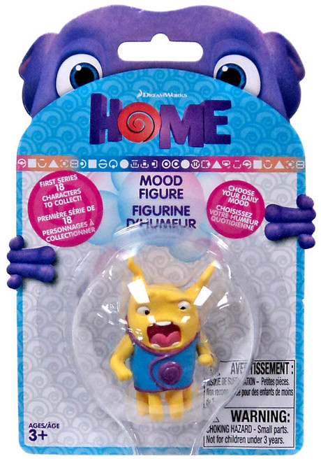 Home Shocked 2-Inch Mood Figure