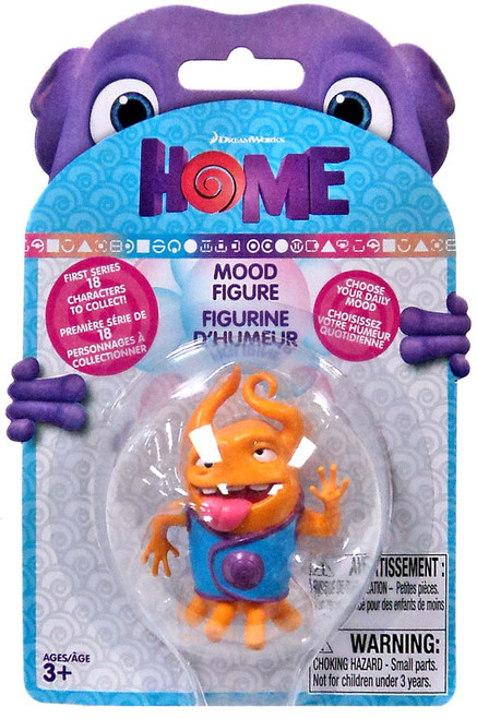 Home Excited 2-Inch Mood Figure