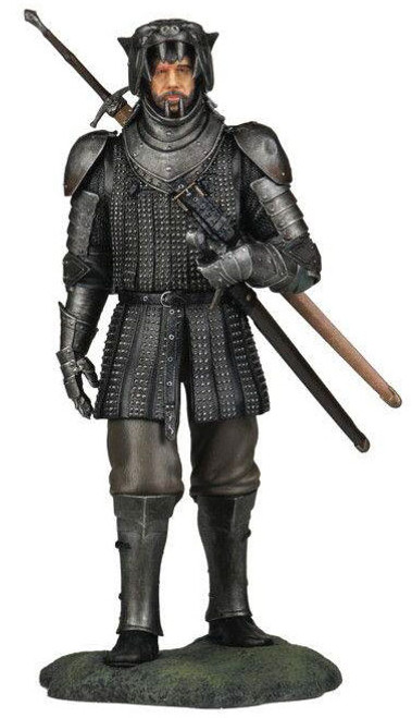 Game of Thrones The Hound 8.5-Inch PVC Statue Figure