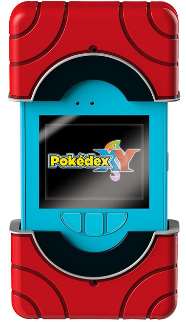 Pokemon XY Interactive Pokedex
