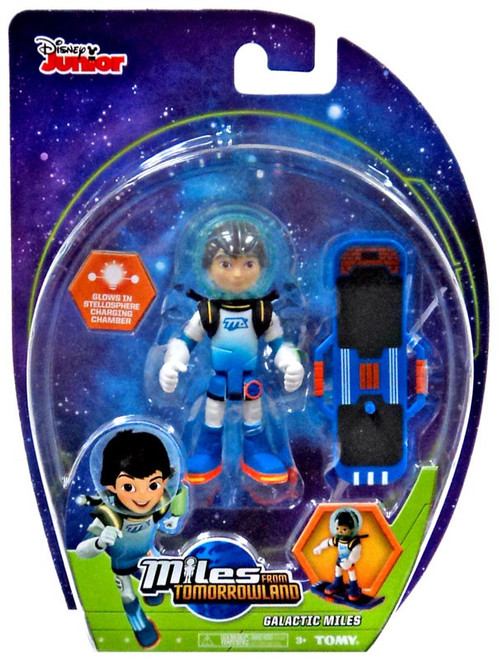 Miles From Tomorrowland Disney Junior Galactic Miles Action Figure