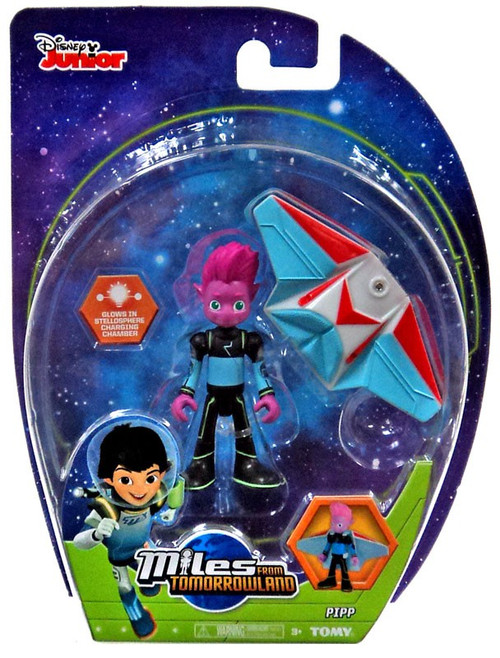 Miles From Tomorrowland Disney Junior Pipp Action Figure