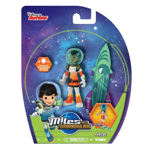 Miles From Tomorrowland Disney Junior Phoebe Action Figure