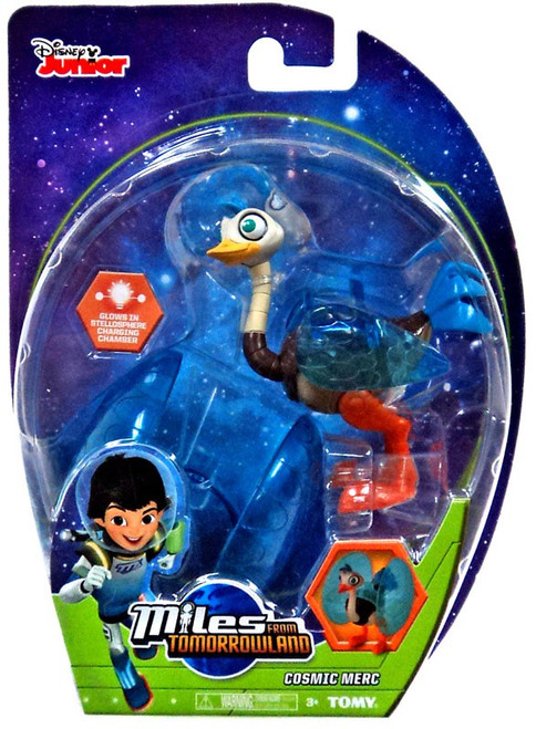 Miles From Tomorrowland Disney Junior Merc Action Figure