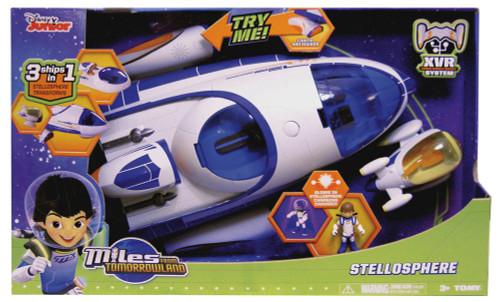 Miles From Tomorrowland Disney Junior Stellosphere Action Figure Vehicle