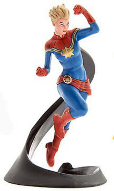 Disney Avengers Captain Marvel 4-Inch PVC Figure [Loose]