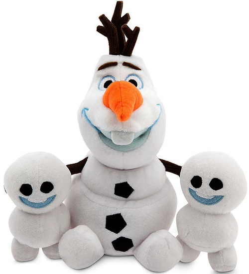 Disney Frozen Frozen Fever Olaf & Snowgies Bundle Exclusive 8-Inch Plush