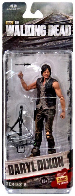 McFarlane Toys The Walking Dead AMC TV Series 6 Daryl Dixon Action Figure