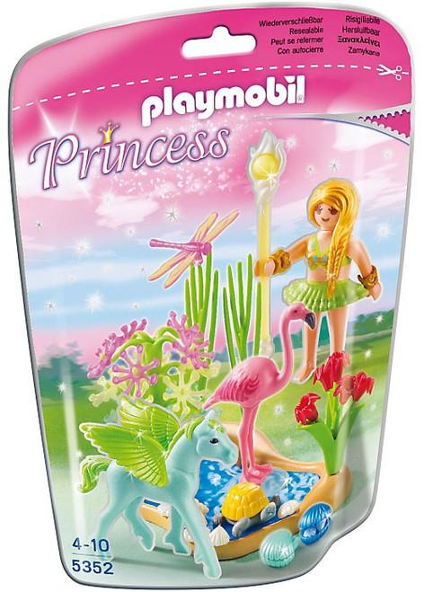 Playmobil Summer Fairy Princess with Pegasus Set #5352