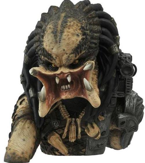 Predator 8.5-Inch Bust Bank