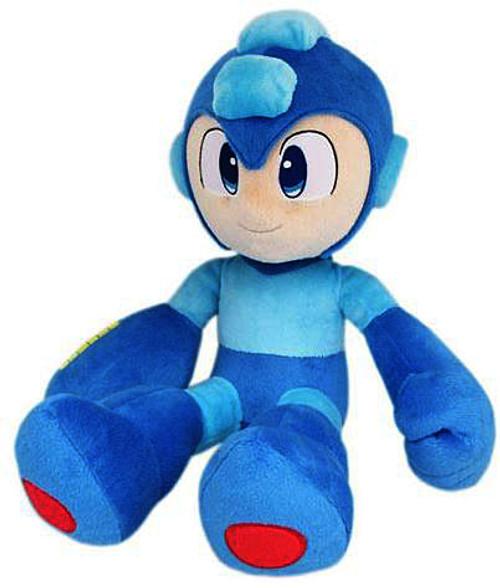 Mega Man 10-Inch Plush