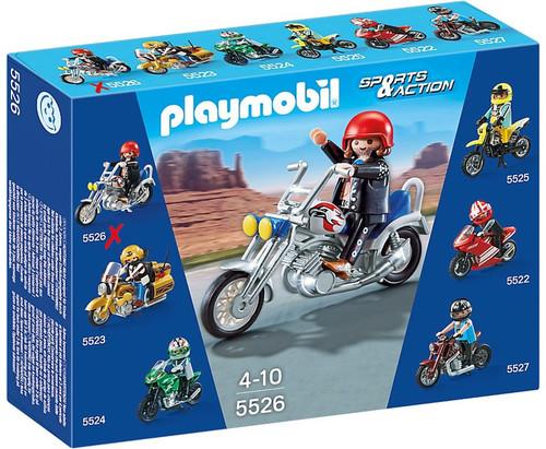 Playmobil Sports & Action Eagle Cruiser Set #5526