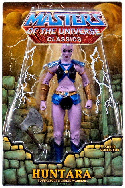 Masters of the Universe Classics He-Ro Son of He-Man Huntara Action Figure [Courageous Silaxian Warrior]