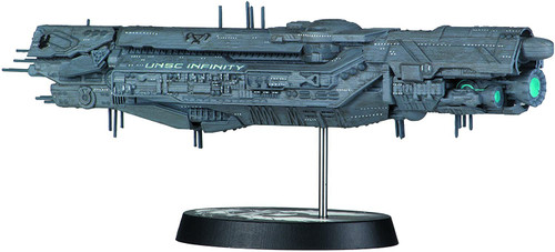 Halo UNSC Infinity 9-Inch Ship Replica